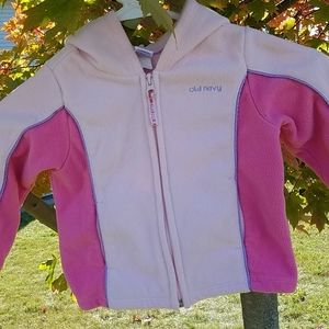 Old Navy size 3T 100% polyester jacket